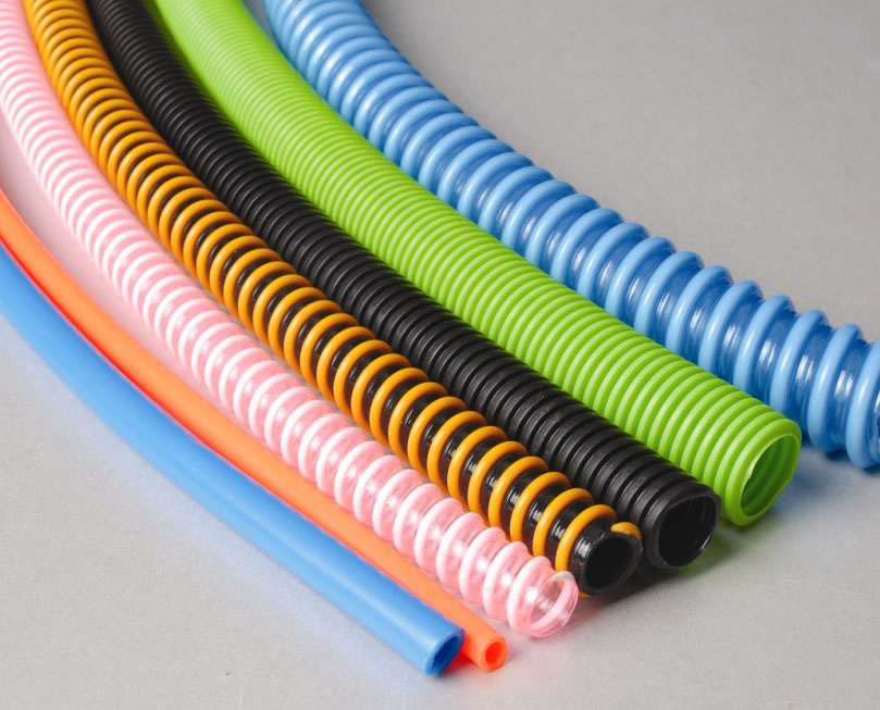 Very Flexible Cable : Underground cable protection conduits pvc pipes for