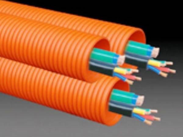 Anti uv pvc tuber a corrugada estabilizaci n uv corrugado - Tubo pvc electrico ...