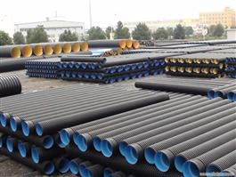 PVC-U Double-Wall Corrugated Pipe and Fittings